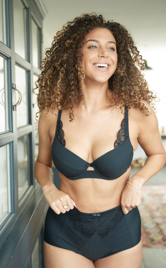 Parure lingerie poitrines généreuses Ariane Essential