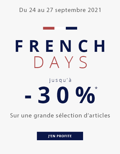 French Days jusqu'à -30% sur la lingerie