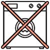ne pas utilisez de sèche-linge guide d'entretien lingerie grande taille