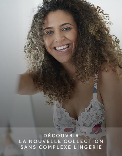 Lookbook Sans Complexe Lingerie Automne-Hiver 2020