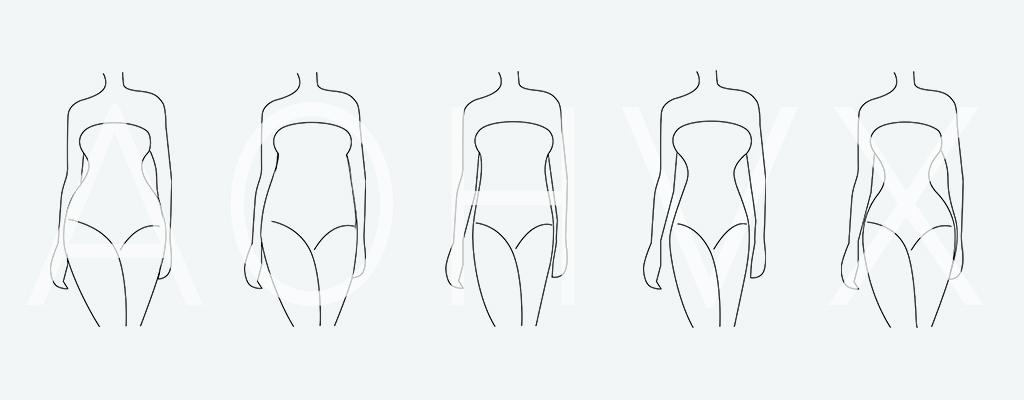 Comment choisir son maillot de bain grande taille selon sa morphologie ?