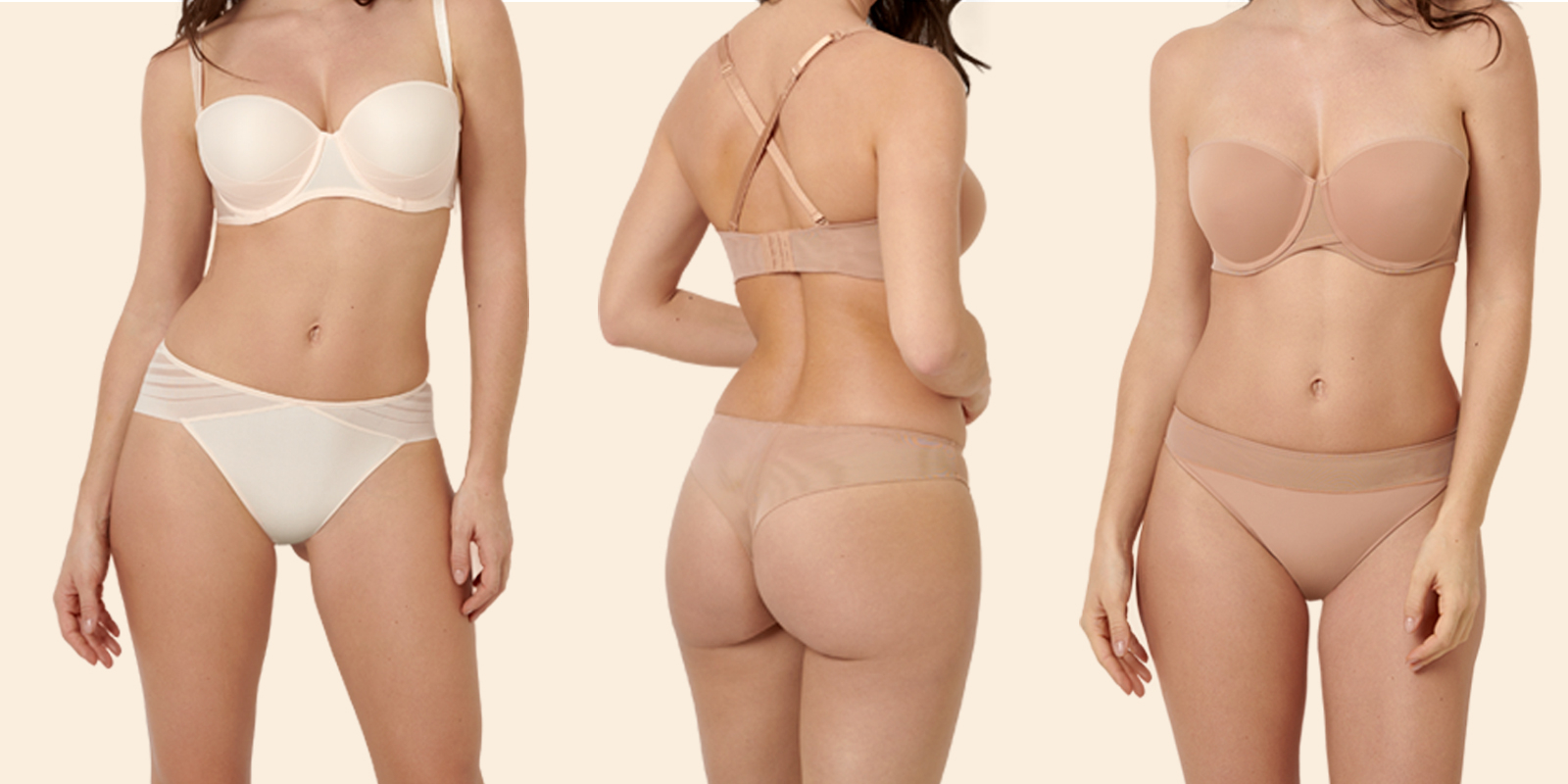 lingerie invisible grande taille comment choisir